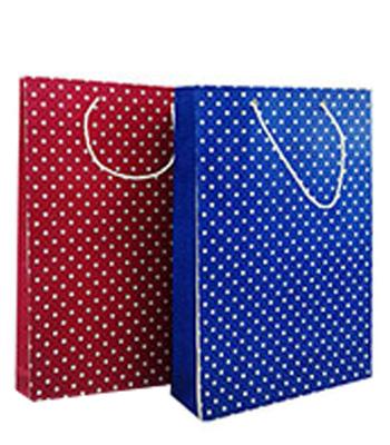 Paperbag 5 Polkadot G4
