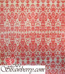 kertas kado batik
